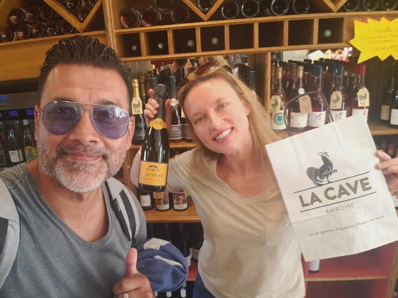 Amboise France Wine Travel
